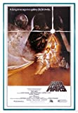 Close Up Star Wars Poster Style 'A' - American (94x63,5 cm) gerahmt in: Rahmen türkis