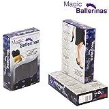 Mamzelle O Magic S, Bailarinas con Punta Cerrada para Mujer, (Negro 107), 38 EU