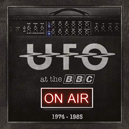 On Air: at the BBC 1974-1985 - Ufo Air