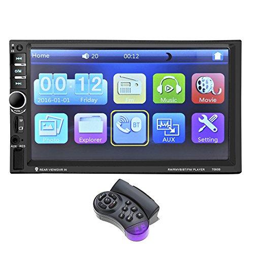 KKmoon Car Radio Touch Screen 7 ...