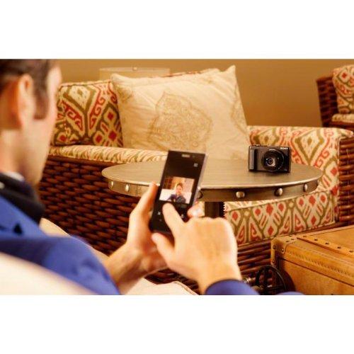 Bild 3: Sony DSC-HX60 Digitalkamera (20,4 Megapixel, 30-fach opt. Zoom, 7,5 cm (3 Zoll) LCD-Display, Exmor R CMOS Sensor, NFC/WiFi) schwarz
