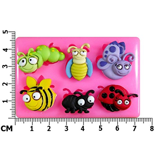 Bugs Life Ladybird Caterpillar Butterfly Bumble Bee for sale  Delivered anywhere in UK