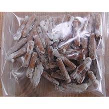 MUSHROOMBOX (TM) - Tacos de madera para cultivar setas o shiitake sobre troncos