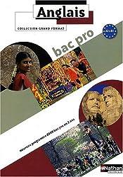 Anglais Bac Pro 3 ans A2 > B1