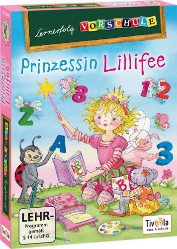 Lernerfolg Vorschule - Prinzessin Lillifee (Teen Lesen)