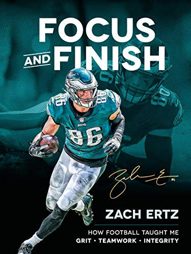 Focus and Finish: How Football Taught Me Grit, Teamwork, and Integrity (English Edition) (Tights Champion)