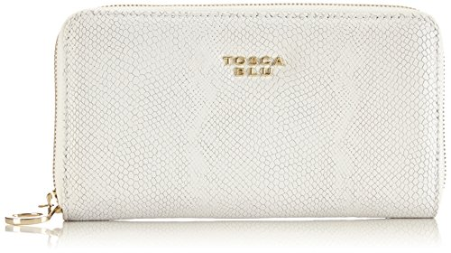 Tosca Blu Cancun, Cendrier Portable Femme Blanc (White C00)