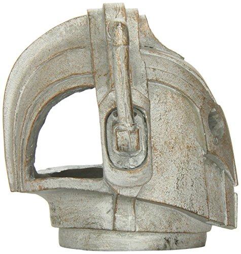 "Penn Plax - Dr Who Cyberman Helmet 5"" 4"