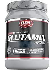 Best Body Nutrition Glutamin Powder, 550g Dose (2er Pack)