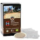 Kaffee Globetrotter - Guatemala SHB EP Finca El Catuai - Bio - 30 Premium Kaffeepads - für Senseo Kaffeemaschine - Spitzenkaffee - Röstkaffee aus biologischem Anbau