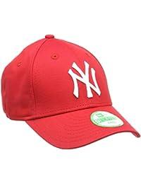 cc034141943f97 New Era Boy s Kids MLB Basic NY Yankees 9Forty Adjustable Cap