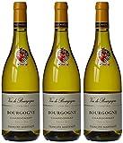 FRANÇOIS MARTENOT France Burgundy Vin Blanc Parfum Vignes AOP Bourgogne Chardonnay 2015 75 cl - Lot de 3