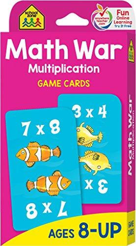 Math War: Multiplication