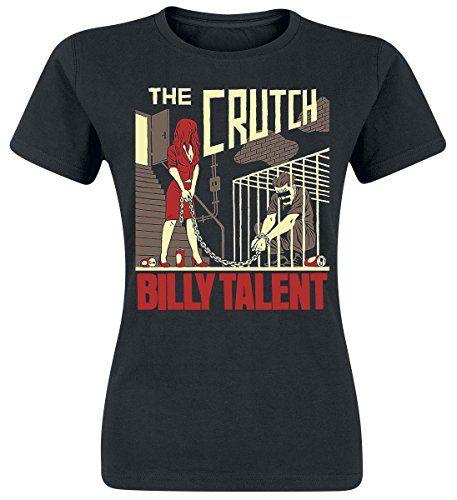 Billy Talent The Crutch Maglia donna nero XXL