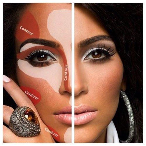 Boolavard New 15 Colours Concealer Palette Kit with Brush Face Makeup Contour Cream