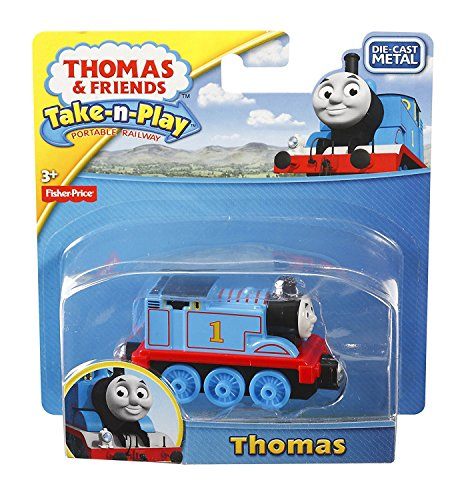 Thomas & Friends - Thomas & sus Amigos DNF08. Take N Play. Thomas