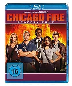 Chicago Fire - Staffel 5 [Blu-ray]