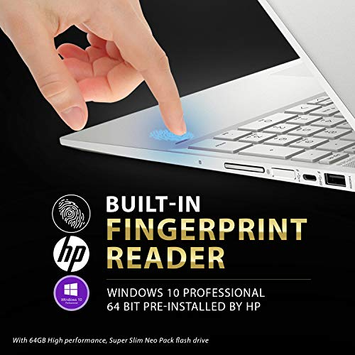 "HP Envy x360 15T Late 2019 i7-8565U 1.8GHz, 4GB MX150 Nvidia, 16GB RAM, 1TB 7.2K RPM+16GB Intel Optane, 15.6"" FHD Contact, Win 10 Dwelling, B&O Audio system, HP Stylus, USB-C, Fingerprint Reader Image 4"