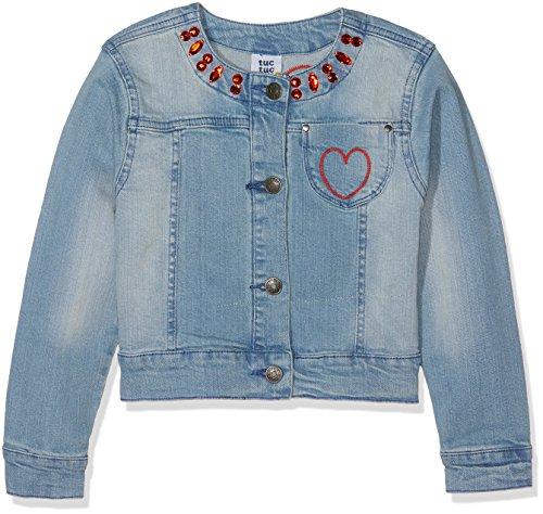 Tuc Tuc Tuc Tuc Mädchen Blazer Playground Blau (Jeans 76) 110
