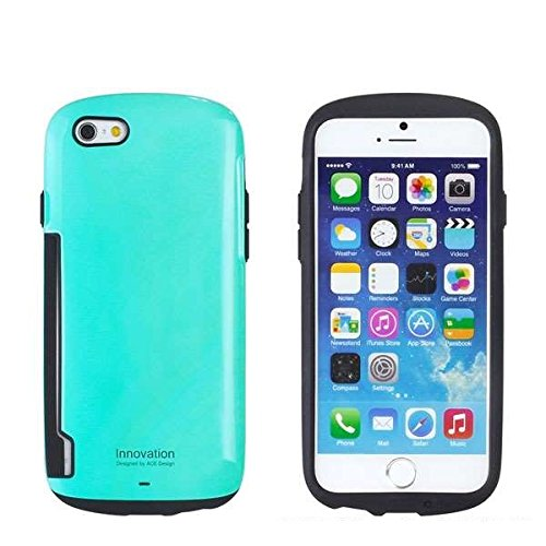 iFace Innovation 5.5 inch Case for iPhone 6 Plus Apple New iPhone 6 Plus Case 2014 Model 5.5 inch (Orange) Emerald