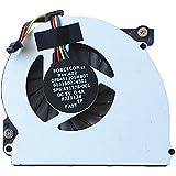 DXCCC Laptop Replacement Cooler Fan For HP EliteBook 2560 2560p 2570p Original CPU Cooling Fan 6033B0024501 651378-001