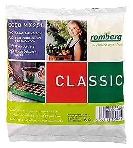 Bollermix, terriccio 2.5litri per semina