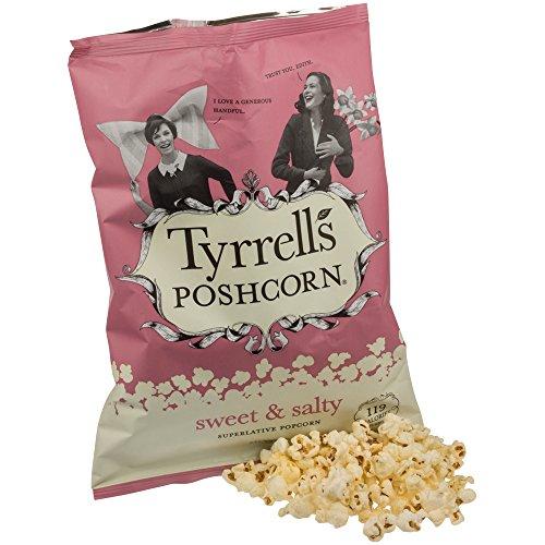 Tyrell's - Popcorn Poshcorn sucré-salé - 80 g