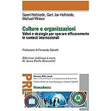 Culture e organizzazioni. Valori e strategie per operare efficacemente in contesti internazionali
