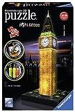 Big Ben bei Nacht: Erleben Sie Puzzeln in der 3. Dimension