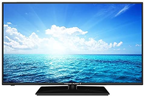 Tristan Auron 108 cm (43 Zoll) Fernseher TV (Triple Tuner, Ultra HD, LED-Backlight) LED43UltraHD