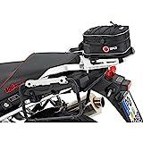 QBag Hecktasche Motorrad Hecktasche 02 Motorradgepäck Tasche Hinterradgepäckträger