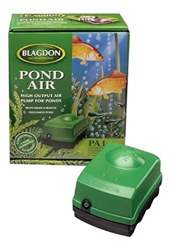 Blagdon Pond Air 1Pumpe System