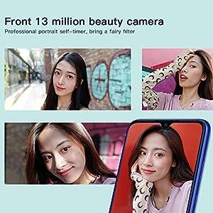 "Xiaomi Redmi Note 8 Smartphone,4GB 128GB Mobilephone,Pantalla Completa de 6.3 "",Procesador Snapdragon 665 Octa Core,Carga Rápida de 4000 mAh,Quad Cámara(48MP + 8MP + 2MP + 2MP) Versión Global(Azul)"