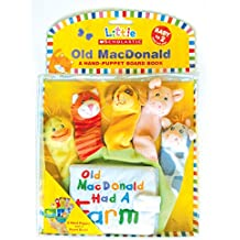 Hand-Puppet Board Books: Old Macdonald (Little Scholastic)