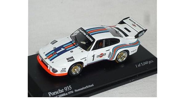 Porsche 928 Stoelen.Porsche 911 935 Weiss Nr 1 Adac 1000 Km Rennen 1976 1 64 Minichamps