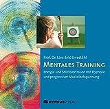 Mentales Training: Energie und Selbstvertrauen mit Hypnose und progressiver Muskelentspannung -
