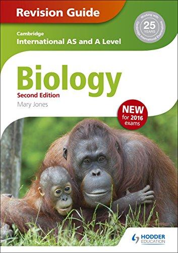 Cambridge International AS/A Level Biology Revision Guide 2nd edition (Cambridge Intl As/a Level)
