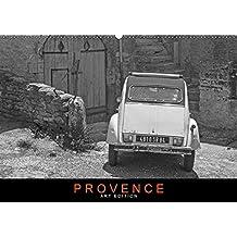 Provence: Art Edition (Wandkalender 2018 DIN A2 quer): Eine Fotoreise durch die Dörfer, Städte und Landschaften der Provence. (Monatskalender, 14 ... Orte) [Kalender] [Apr 01, 2017] Ristl, Martin