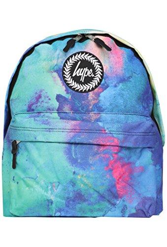 HYPE - Bolso mochila de Material Sintético para mujer multicolor talla única