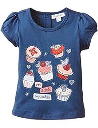 Pumpkin Patch Girl's Printed Short Sleeve Top T-Shirt