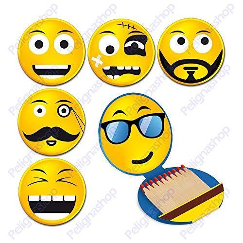 Scopri offerta per Fiammiferi Minerva SMILE Fiammino - 1 Box da 50 scatoline