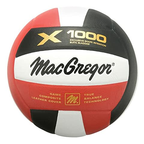 MacGregor X1000 Composite Volleyball,