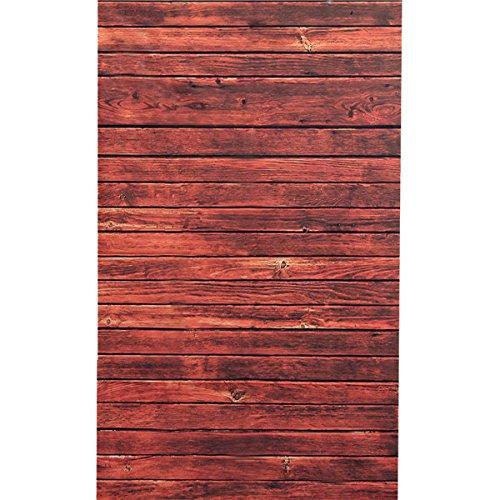 09-x-15m-bois-rouge-plancher-de-mur-photographie-de-studio-de-vinyle