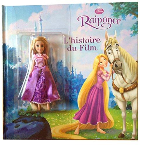Raiponce, l'histoire du film : Avec 1 poupée