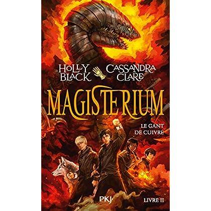 Magisterium - Tome 2 : Le Gant de cuivre (2)