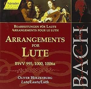 Edition Bachakademie Vol. 118 (Bearbeitungen für Laute)