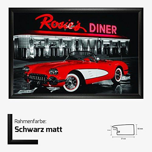 Wandbild Rosie's Diner