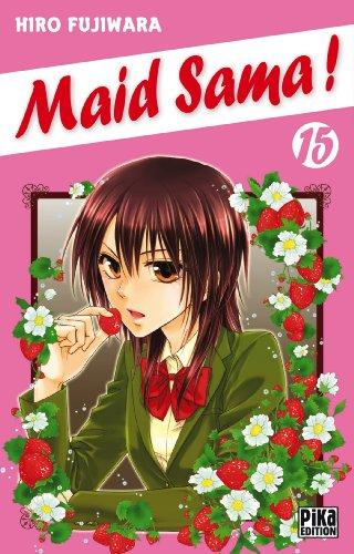 Maid Sama ! T15 par Hiro Fujiwara
