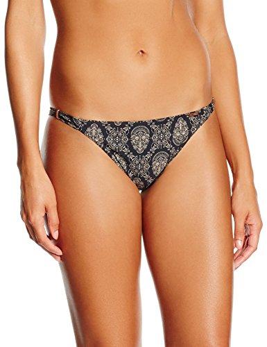 Banana Moon Ajana Ethnica, Slip Bikini Donna, Noir (GSW01), 42