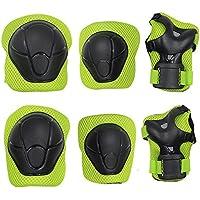 Bambini Kit protezione - Sport Protective Gear per Ginocchia gomiti